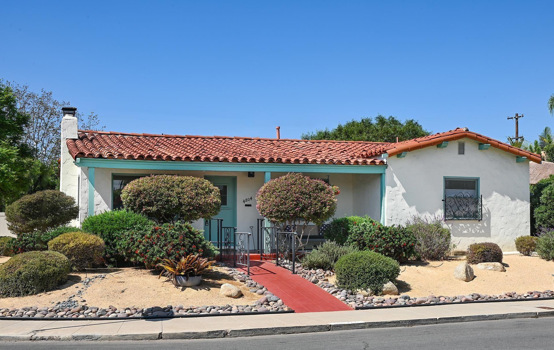 Photo for 4804 Biona Drive, San Diego, CA 92116 (MLS # 210027106)