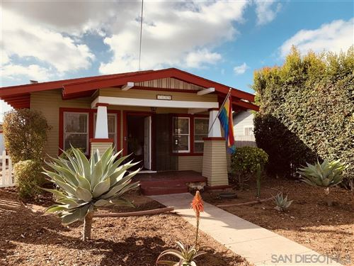 Photo of 1059 JOHNSON AVE, SAN DIEGO, CA 92103 (MLS # 190053107)