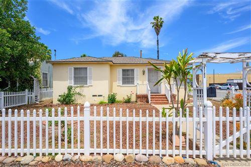 Tiny photo for 8782 Jefferson Ave, La Mesa, CA 91941 (MLS # 210016108)