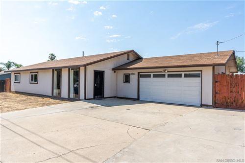 Photo of 10362 El Toro Ln, Santee, CA 92071 (MLS # 210017109)