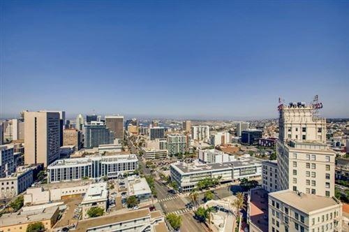 Photo of 801 Ash Street #1901, San Diego, CA 92101 (MLS # PTP2105110)