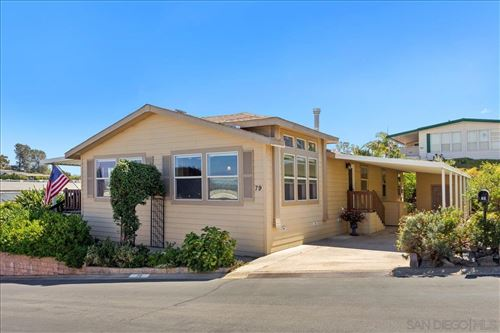 Photo of 1175 La Moree Rd #SPC 79, San Marcos, CA 92078 (MLS # 210027111)