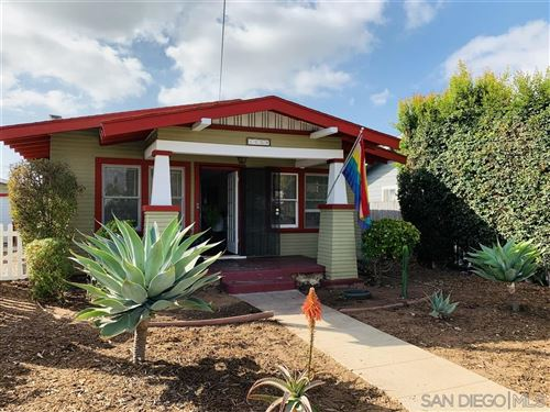 Photo of 1059 JOHNSON AVE, SAN DIEGO, CA 92103 (MLS # 190050115)
