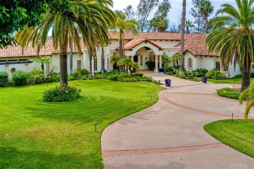 Photo of 14825 Rancho Santa Fe Farms Rd., Rancho Santa Fe, CA 92067 (MLS # 200025116)