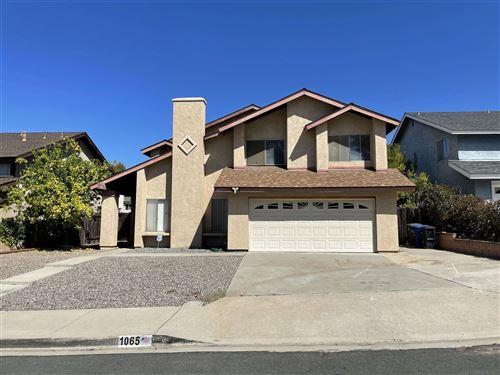 Photo of 1065 Calma Dr, Chula Vista, CA 91910 (MLS # 210027116)