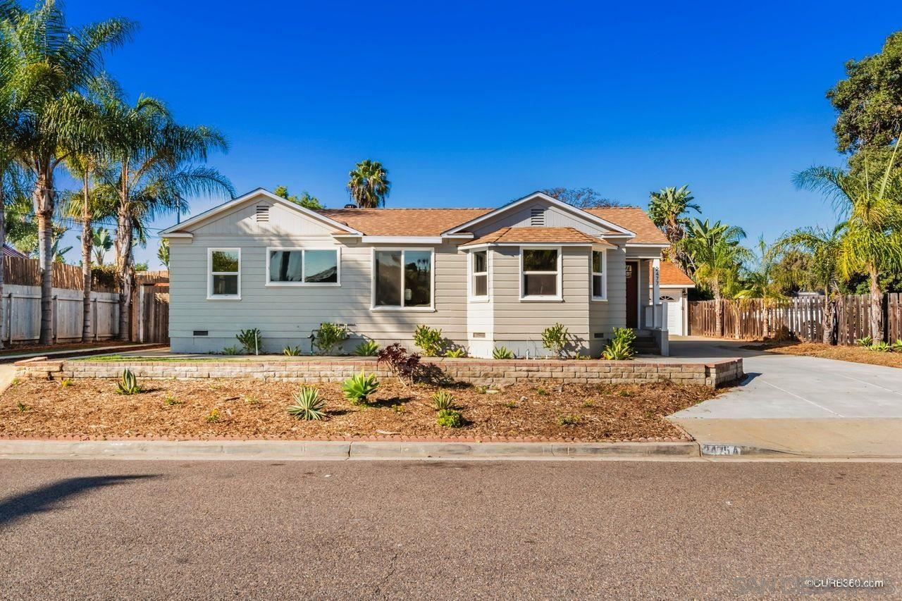Photo of 2475 Tuttle, Carlsbad, CA 92008 (MLS # 210001117)