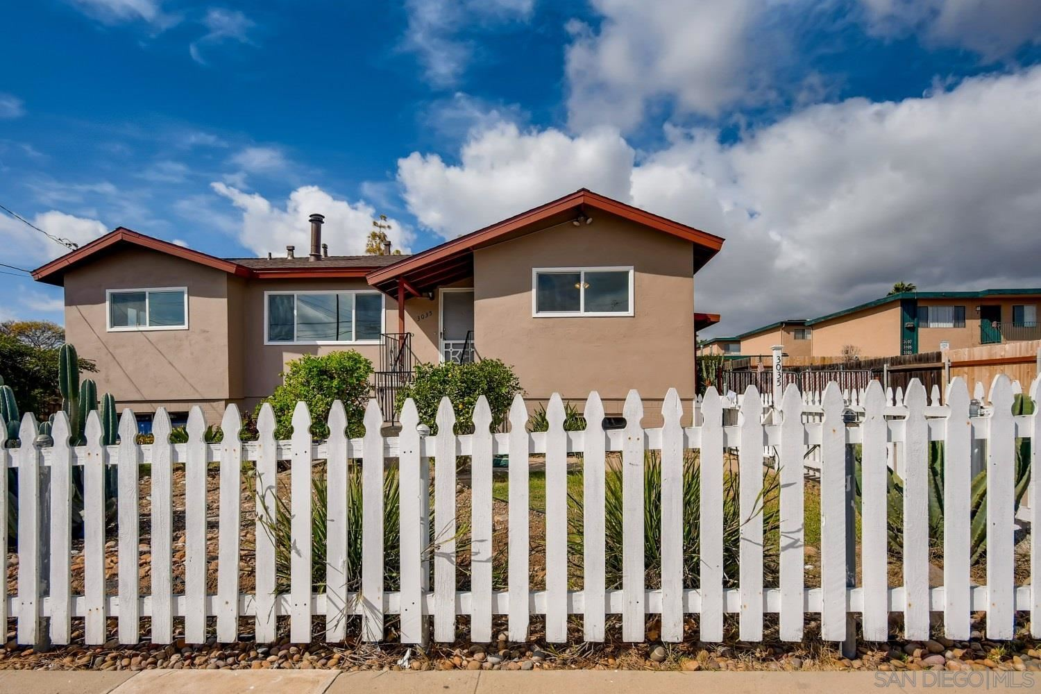 Photo of 3035 E 18th St, National City, CA 91950 (MLS # 210006117)