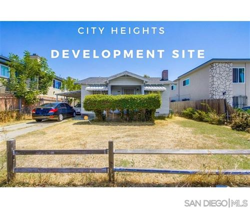 Photo of 4253 45Th St, San Diego, CA 92115 (MLS # 200040118)