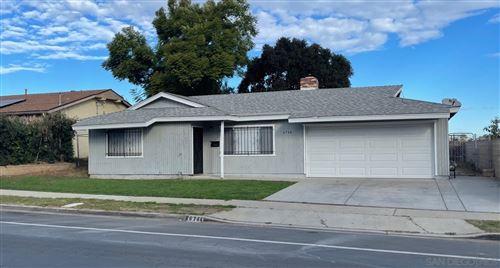 Photo of 6744 Mallard St., San Diego, CA 92114 (MLS # 210002119)