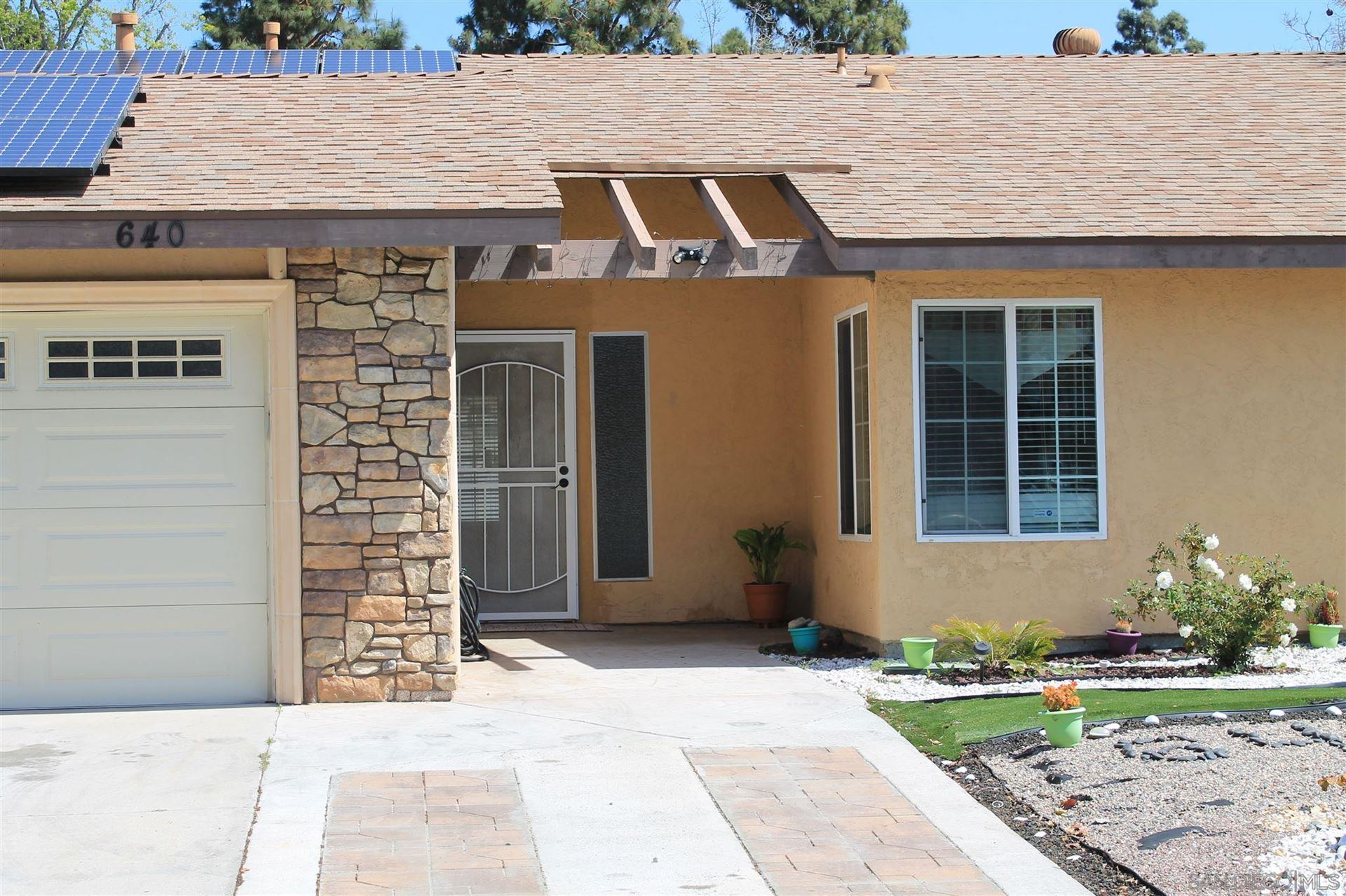 Photo of 640 Cable Ct, Oceanside, CA 92058 (MLS # 210008122)