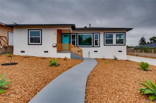 Photo of 119 Whitney St, Chula Vista, CA 91910 (MLS # 200031123)