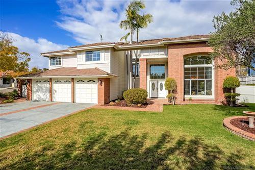 Photo of 1095 Olive Crest Drive, Encinitas, CA 92024 (MLS # 210004124)