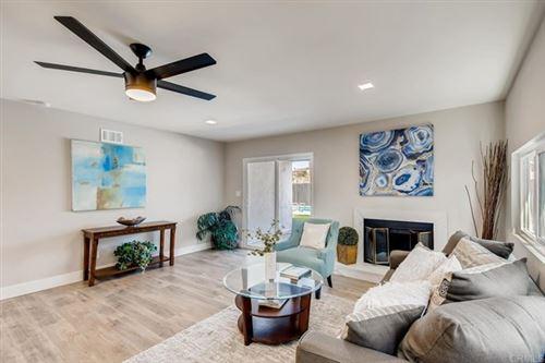 Tiny photo for 5856 Greycourt Avenue, San Diego, CA 92114 (MLS # NDP2104124)