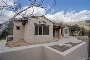 Photo of 18755 Little Tujunga Canyon Road, Canyon Country, CA 91387 (MLS # 301035125)