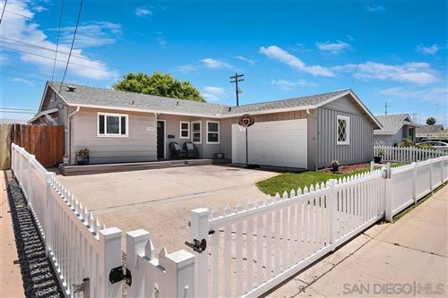 Photo of 4343 Mount Castle Ave, San Diego, CA 92117 (MLS # 200024127)