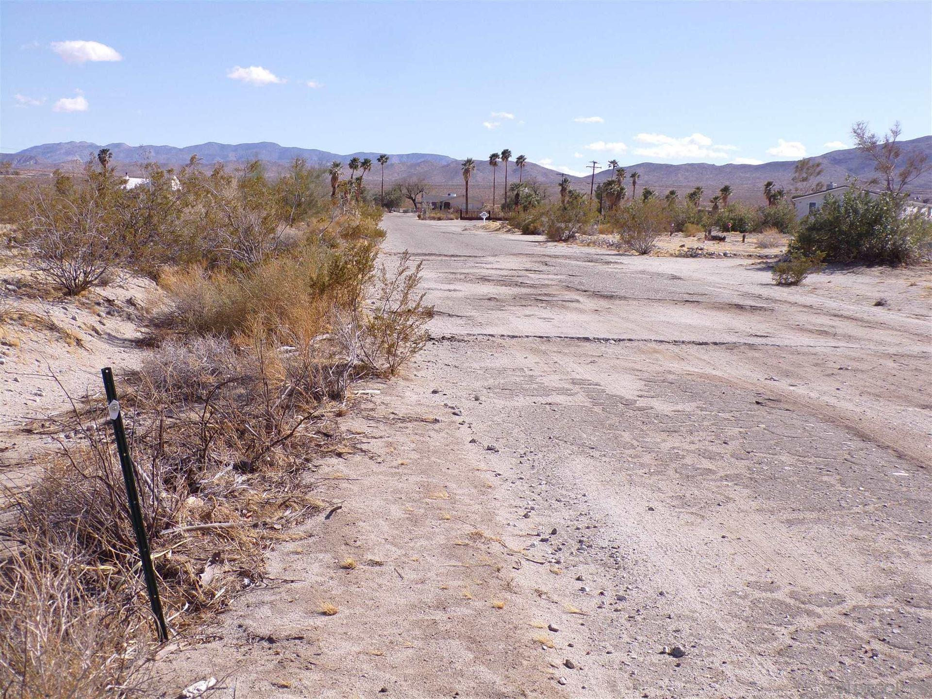 Photo of 0 Ynez Path, Borrego Springs, CA 92004 (MLS # 210009127)