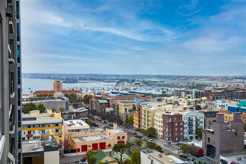 Photo of 300 W Beech #1408, San Diego, CA 92101 (MLS # 210012129)