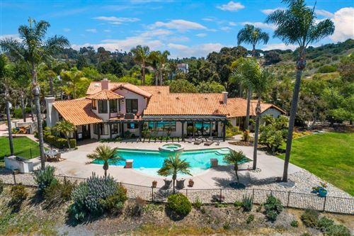 Photo of 4098 Stonebridge Lane, Rancho Santa Fe, CA 92067 (MLS # 210012132)