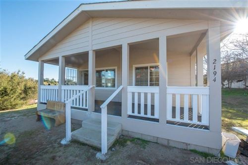 Photo of 2194 Buckman Springs Rd, Campo, CA 91906 (MLS # 200029133)