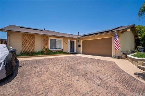 Photo of 672 Mahogany, El Cajon, CA 92019 (MLS # NDP2105133)