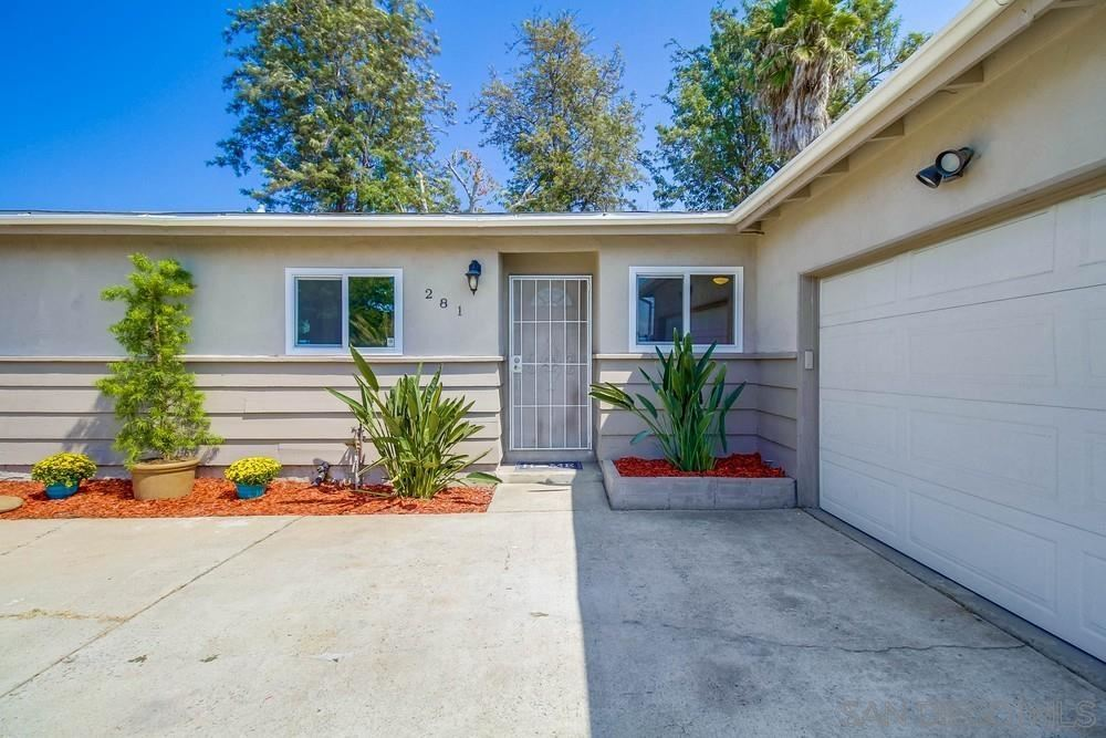 Photo of 281 Faxon St, Spring Valley, CA 91977 (MLS # 210026134)