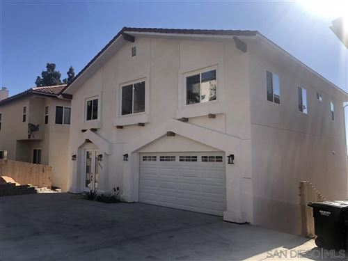 Photo of 9872 Apple St, Spring Valley, CA 91977 (MLS # 200021136)