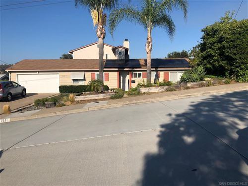 Photo of 7031 Lewison Dr, San Diego, CA 92120 (MLS # 210022136)