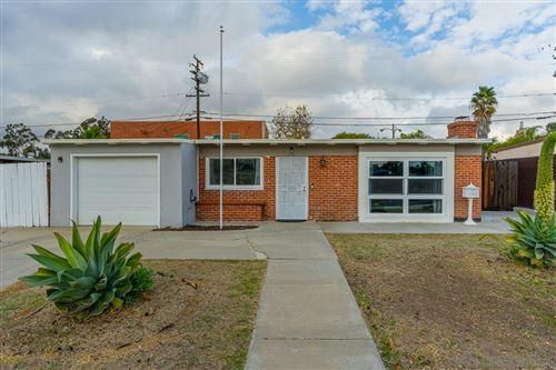 Photo of 2282 Tampa Ave, El Cajon, CA 92020 (MLS # 210002140)