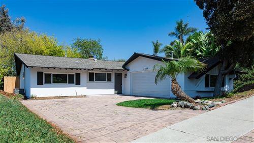 Photo of 2458 Skylark Dr, Oceanside, CA 92054 (MLS # 210026141)
