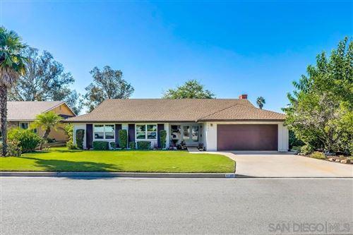 Photo of 1046 La Reina Drive, San Marcos, CA 92078 (MLS # 200050142)