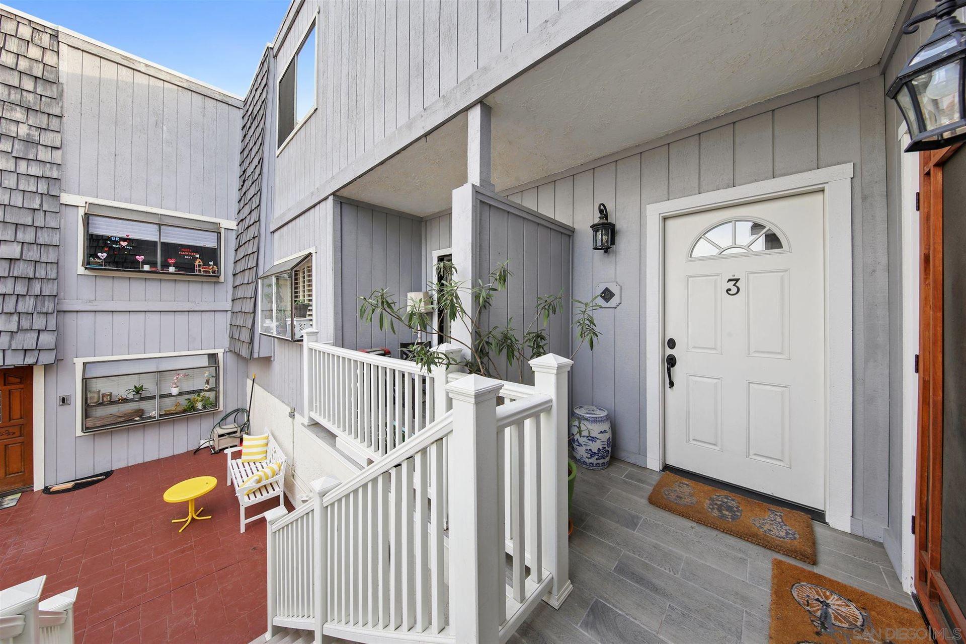 Photo of 333 D Avenue #3, Coronado, CA 92118 (MLS # 210001143)