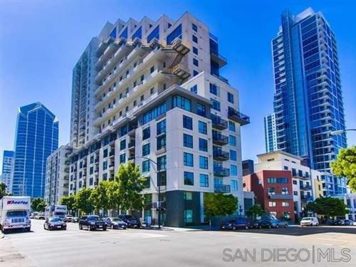 Photo of 1240 India Street #519, San Diego, CA 92101 (MLS # 190064144)