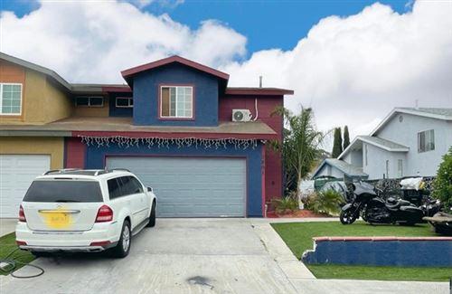 Photo of 3801 Via De La Bandola, San Ysidro, CA 92173 (MLS # PTP2106144)