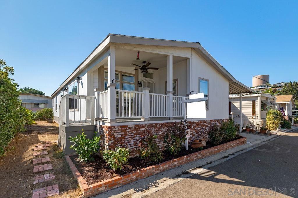 Photo of 9395 Harritt Rd #219, Lakeside, CA 92040 (MLS # 210021146)