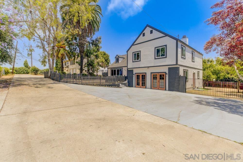 Photo of 8451 Mount Vernon St, Lemon Grove, CA 91945 (MLS # 210018147)