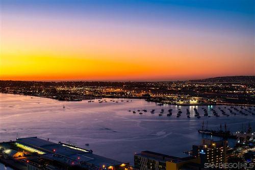 Photo of 700 W E Street #3802, San Diego, CA 92101 (MLS # 210029148)