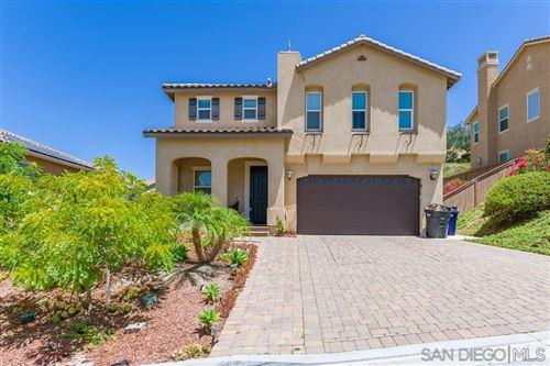 Photo of 1011 Via Santalina, San Marcos, CA 92069 (MLS # 200037152)