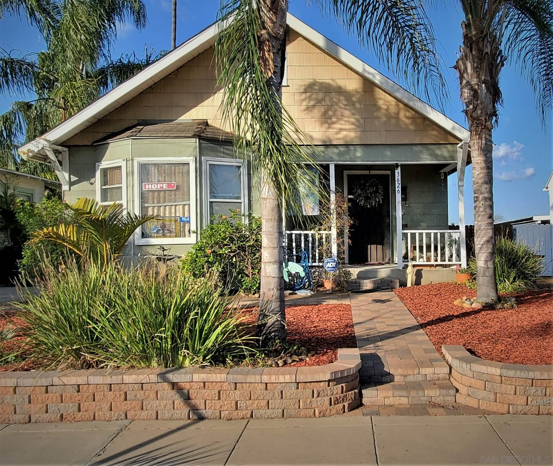 Photo for 3626 Copley Ave, San Diego, CA 92116 (MLS # 210000152)