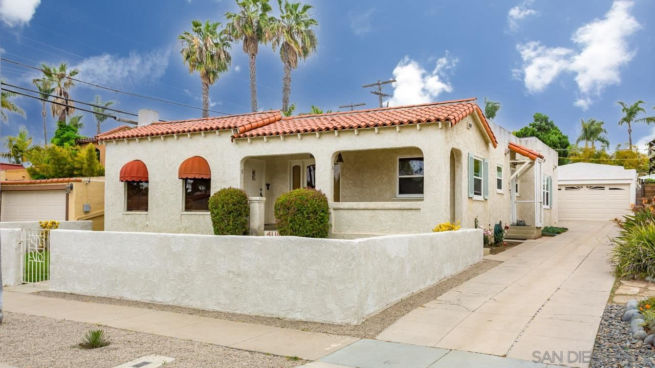 Photo for 4110 Lymer Dr, San Diego, CA 92116 (MLS # 210010152)