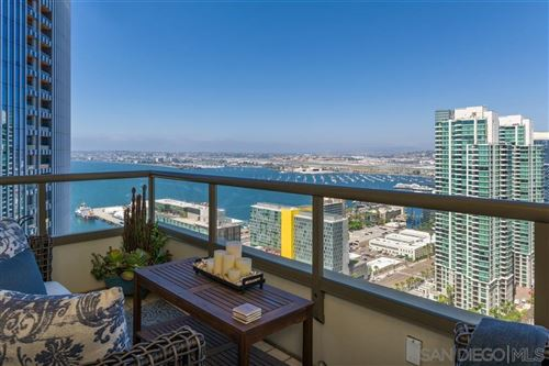 Photo of 700 W E Street #3202, San Diego, CA 92101 (MLS # 190065153)