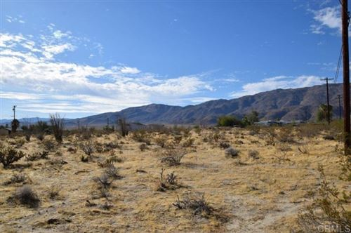 Photo of 0 Country Club Road Lot 174, Borrego Springs, CA 92004 (MLS # NDP2100153)
