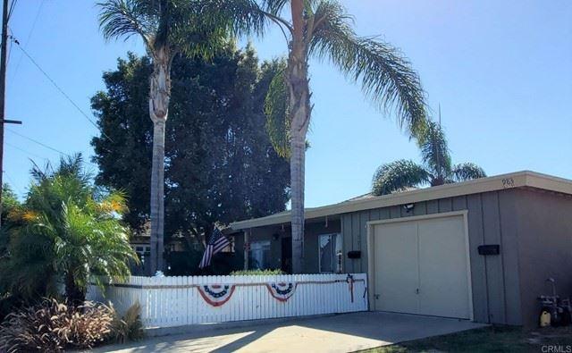 Photo of 981 Calla Avenue, Imperial Beach, CA 91932 (MLS # PTP2107153)