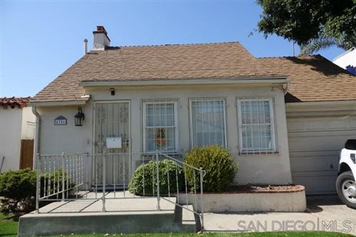 Photo of 4386 33rd Place, San Diego, CA 92104 (MLS # 200047154)
