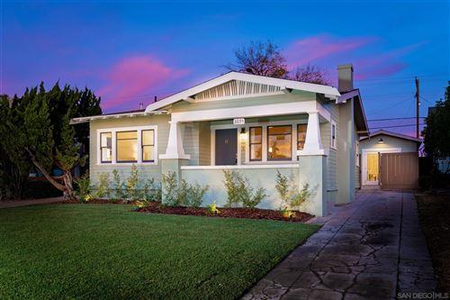 Photo of 3695 Indiana Street, San Diego, CA 92103 (MLS # 210001155)