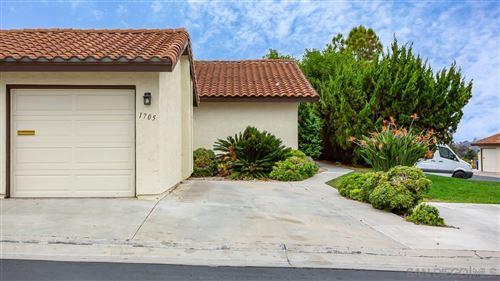 Photo of 1705 Pleasantdale Dr, Encinitas, CA 92024 (MLS # 210011157)