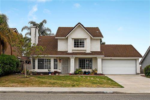 Photo of 4703 Crestmont Pl, Oceanside, CA 92056 (MLS # 210012159)