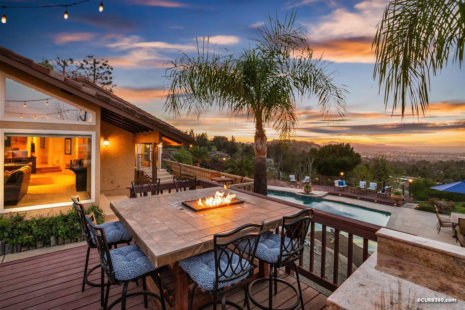 Photo of 1155 Vista Sierra Dr, El Cajon, CA 92019 (MLS # 210009159)