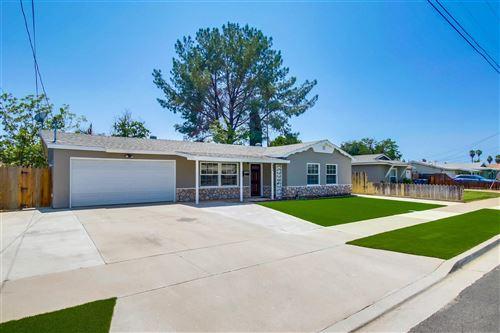 Photo of 552 Brighthaven Ave, El Cajon, CA 92019 (MLS # 210020160)