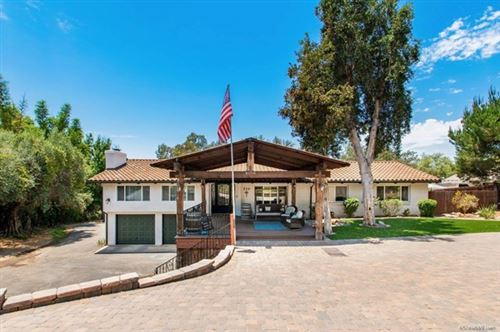Photo of 210 Rancho Camino, Fallbrook, CA 92028 (MLS # NDP2107160)