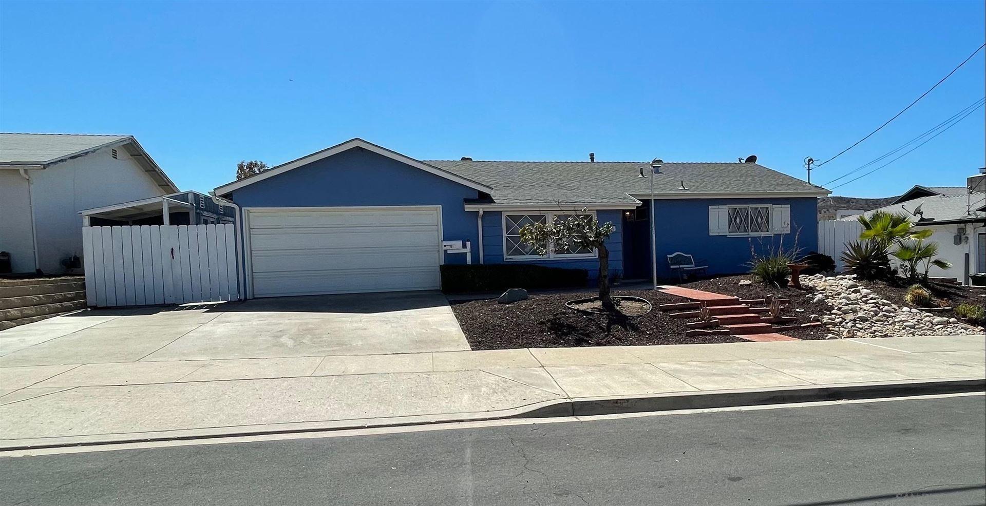 Photo of 9225 PENMAR ROAD, SANTEE, CA 92071 (MLS # 210026161)